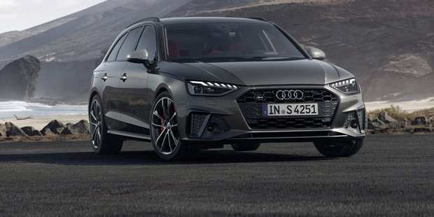 77 The Best 2019 Audi A4 Redesign