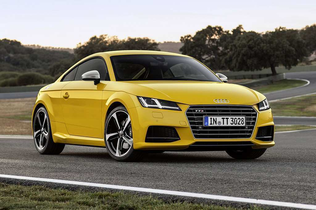 77 The Best 2019 Audi TT Images