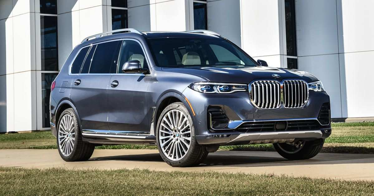 77 The Best 2019 BMW X7 Release Date And Concept