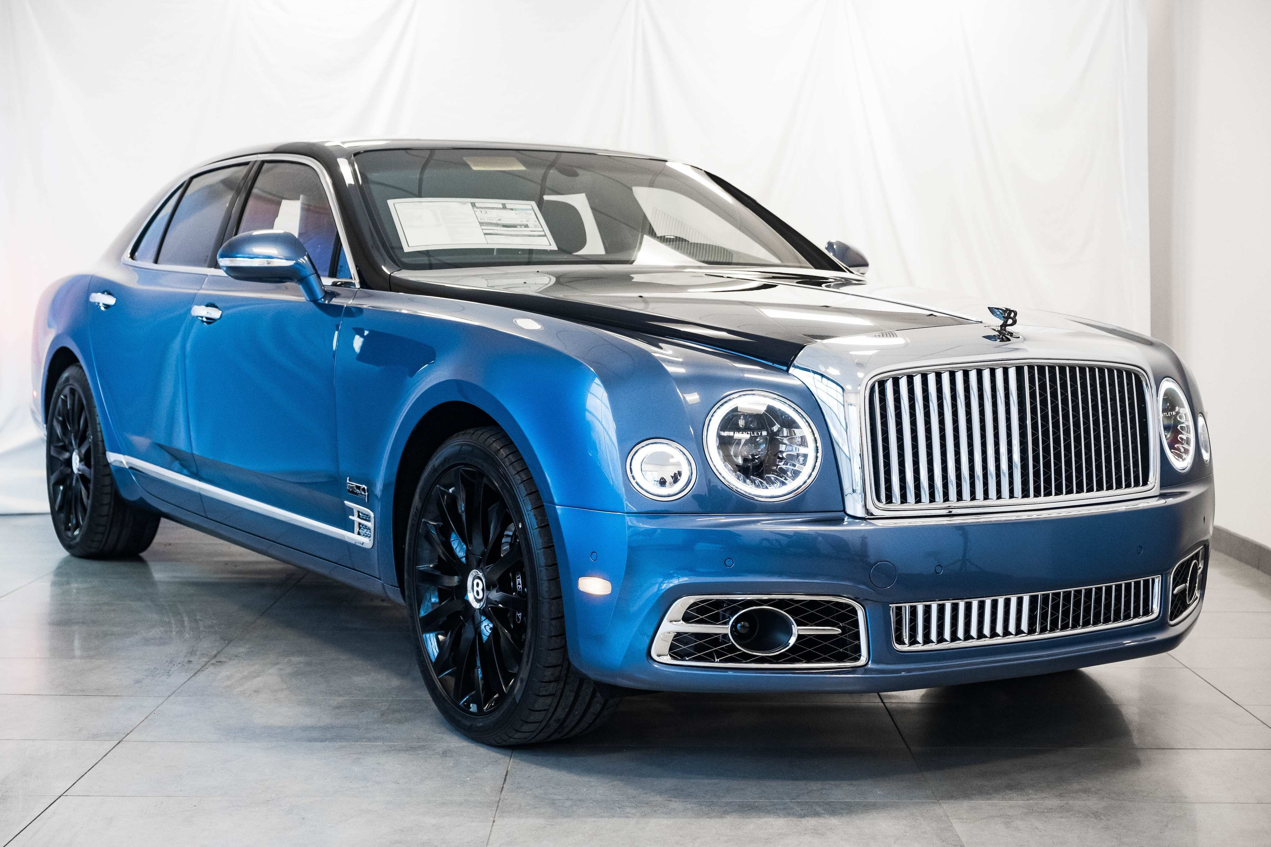 77 The Best 2019 Bentley Muslane Exterior