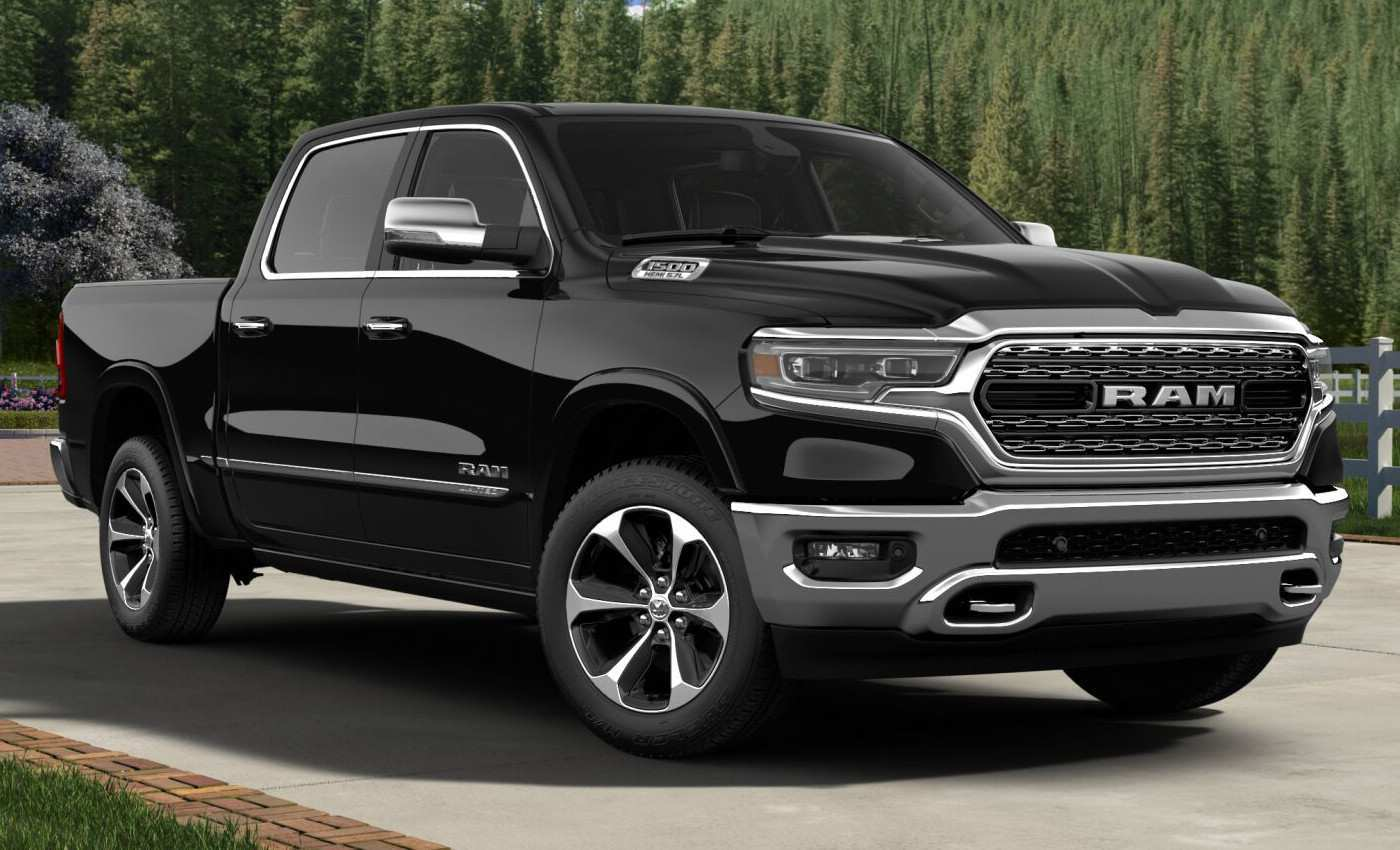 77 The Best 2019 Dodge Ram Truck New Model And Performance