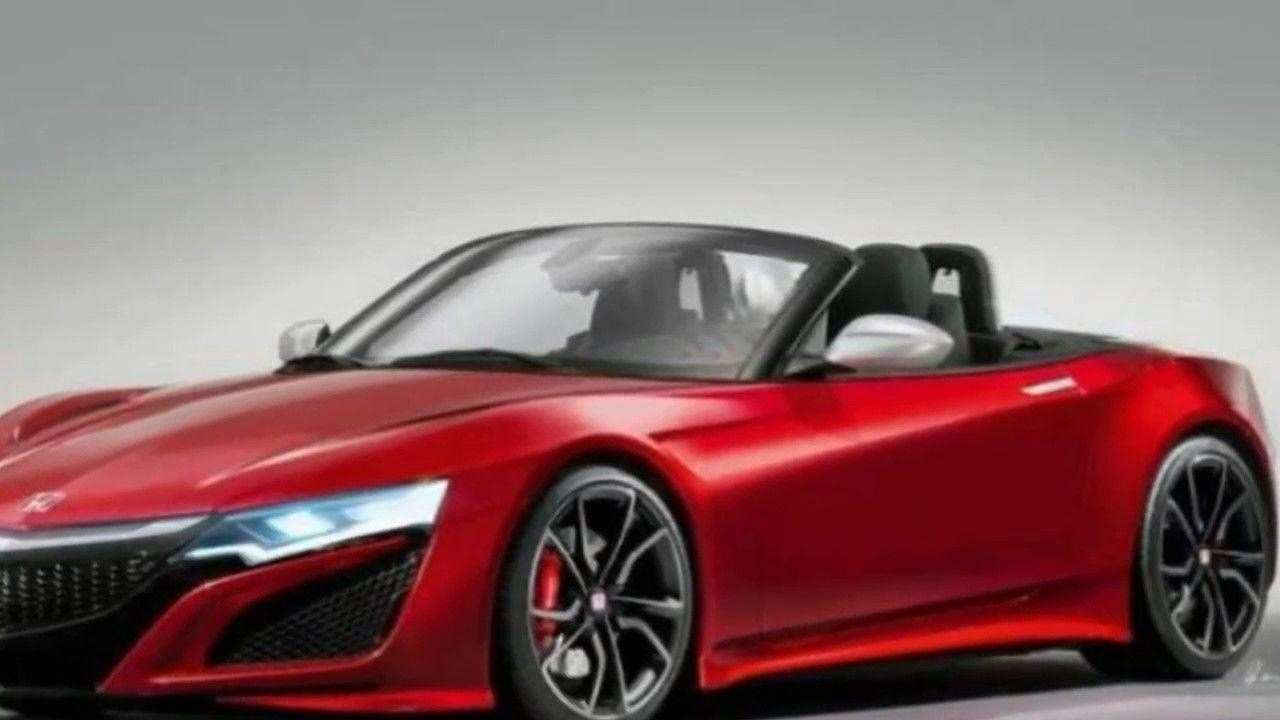 77 The Best 2019 Honda S2000and Release Date