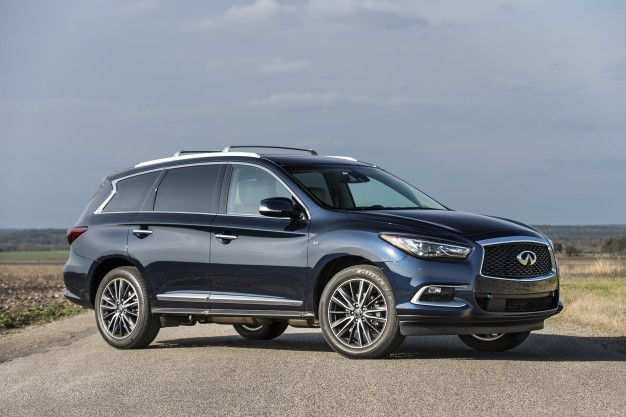 77 The Best 2019 Infiniti QX60 Hybrid Reviews