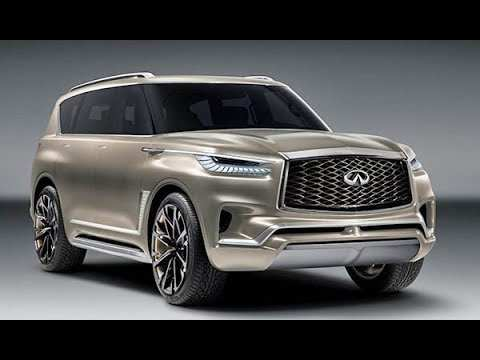 77 The Best 2019 Infiniti Qx80 Monograph History