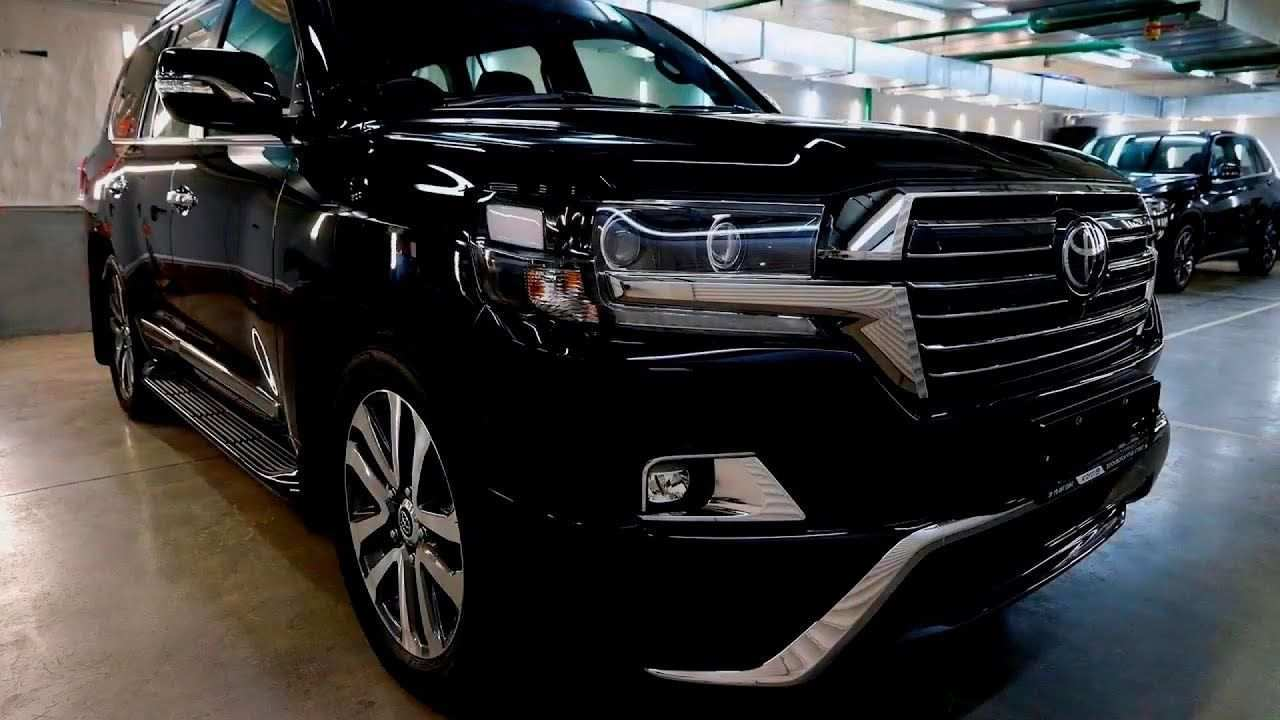77 The Best 2019 Land Cruiser Performance And New Engine
