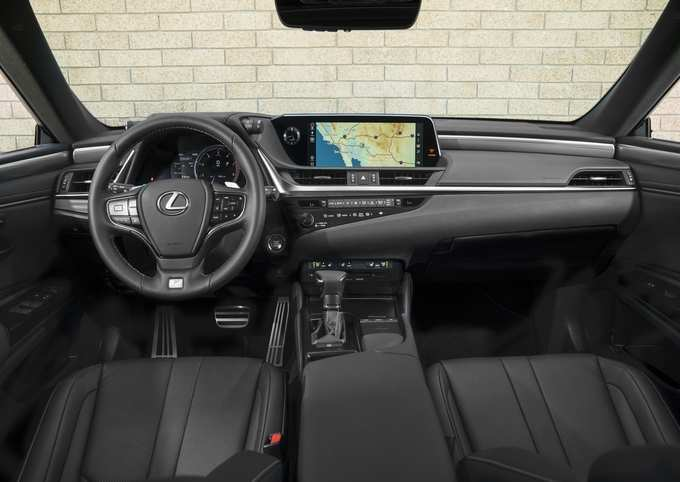 77 The Best 2019 Lexus Es 350 Pictures Specs And Review