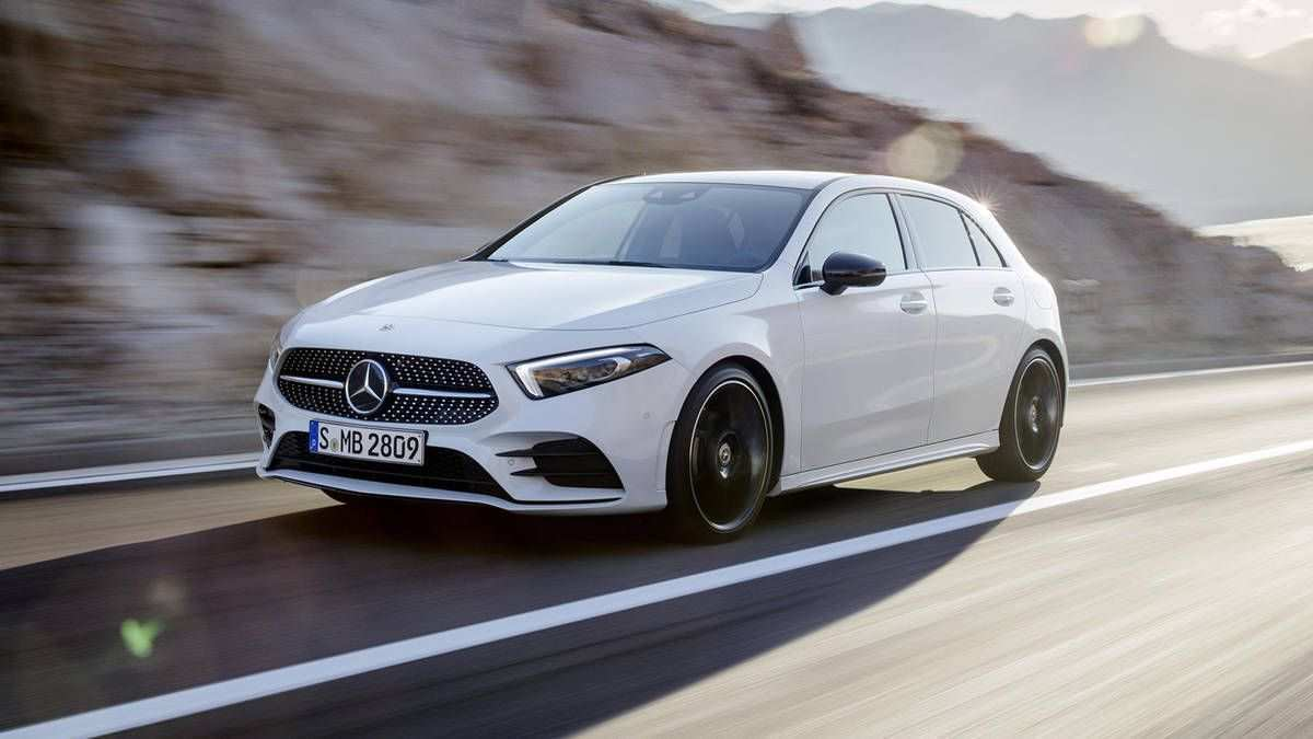 77 The Best 2019 Mercedes A Class Usa Exterior And Interior
