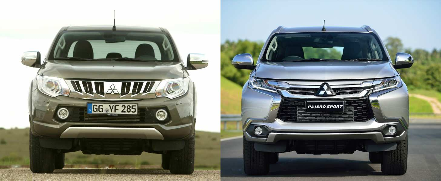 77 The Best 2019 Mitsubishi Triton Exterior And Interior