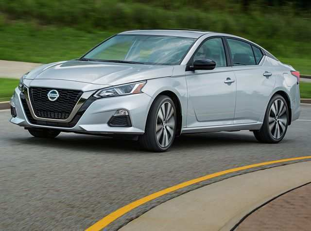 77 The Best 2019 Nissan Altima Engine Price