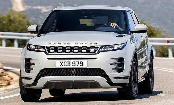 77 The Best 2019 Range Rover Evoque Redesign And Review