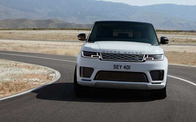77 The Best 2019 Range Rover Sport Spesification