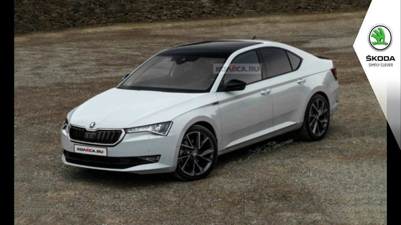 77 The Best 2019 Skoda Octavia New Model And Performance
