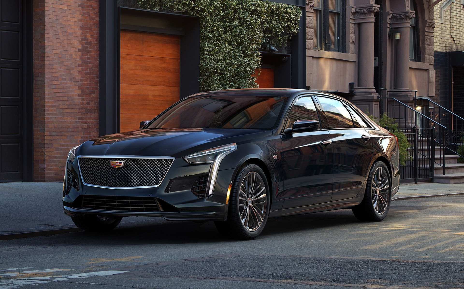 77 The Best 2020 Cadillac Ct6 V Wallpaper