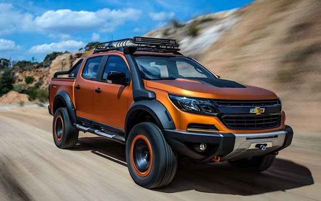 77 The Best 2020 Chevy Colorado Going Launched Soon Exterior