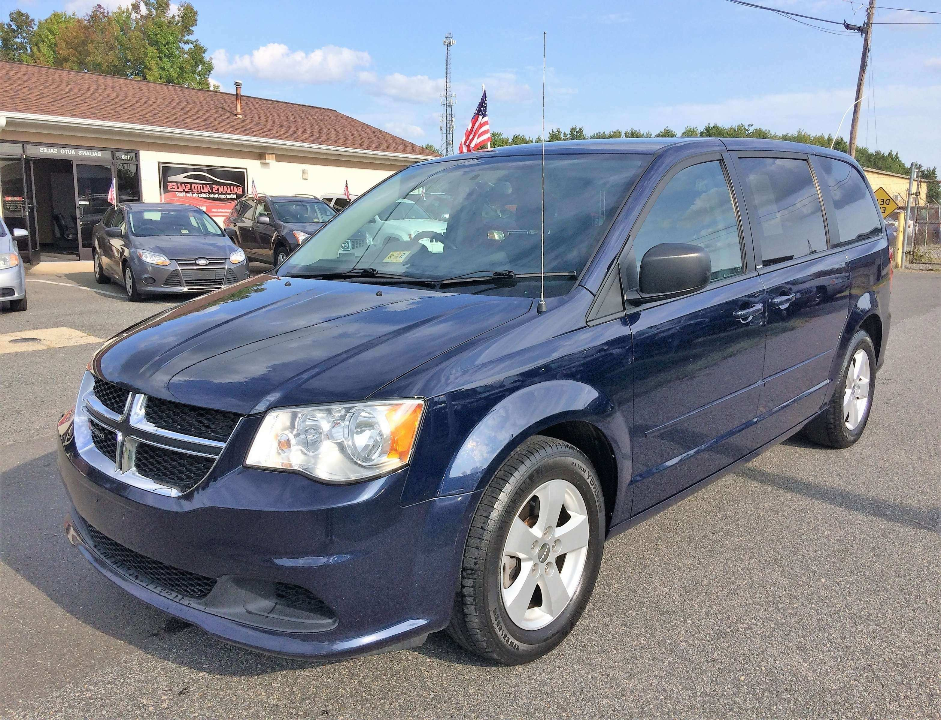 77 The Best 2020 Dodge Grand Caravan Concept And Review