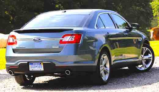77 The Best 2020 Ford Taurus Style