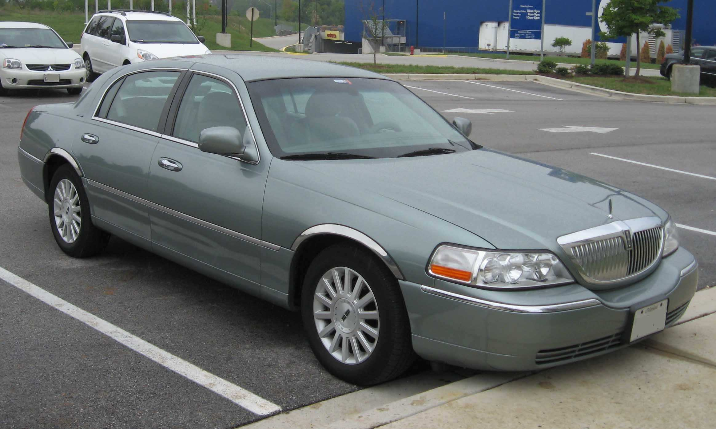 77 The Best 2020 Lincoln Town Car Redesign