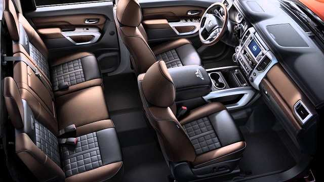 77 The Best 2020 Nissan Titan Diesel Spesification