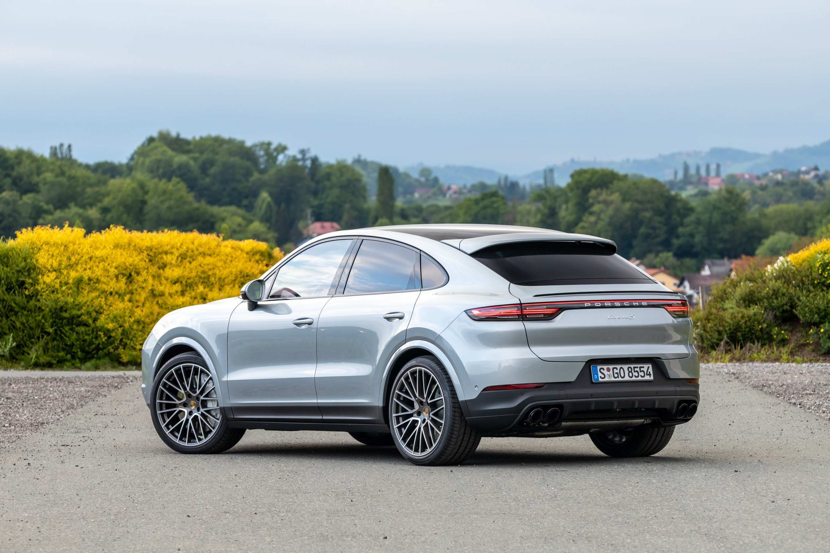 77 The Best 2020 Porsche Cayenne Specs