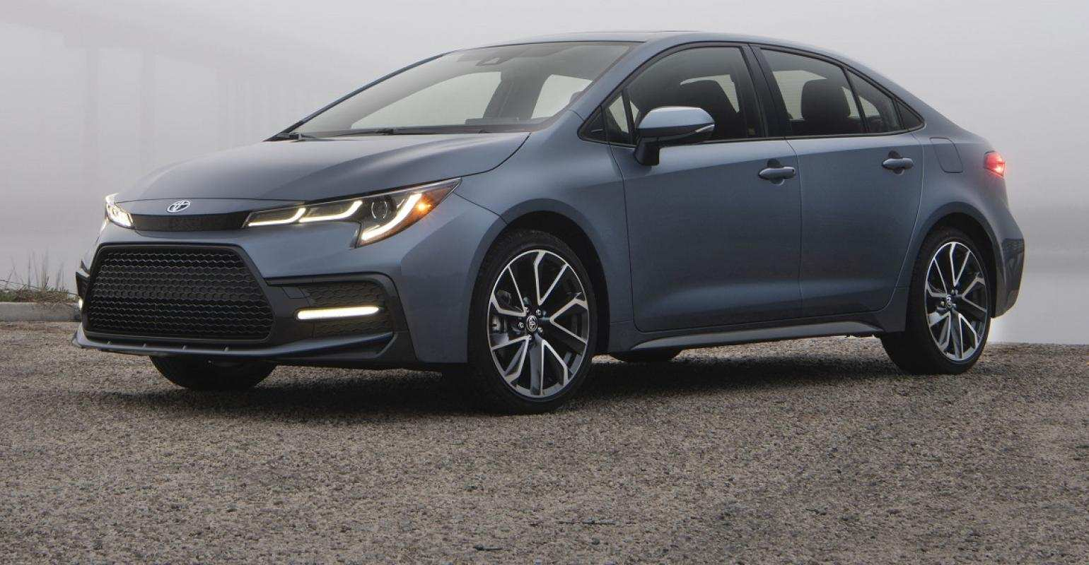 77 The Best 2020 Toyota Corolla Ratings
