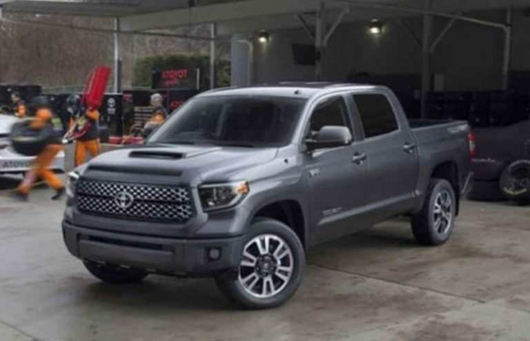 77 The Best 2020 Toyota Tundra Price And Release Date