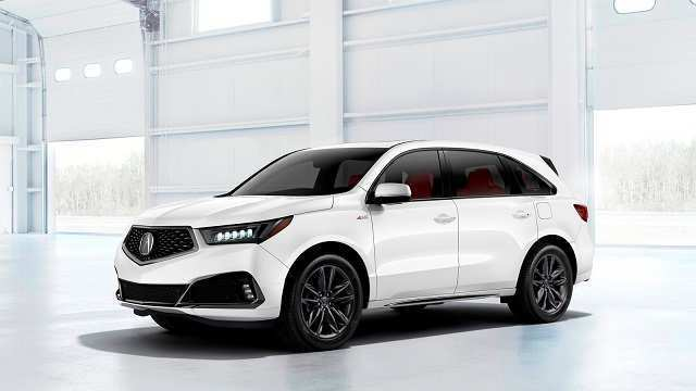77 The Best Acura Mdx 2020 New Model Rumors