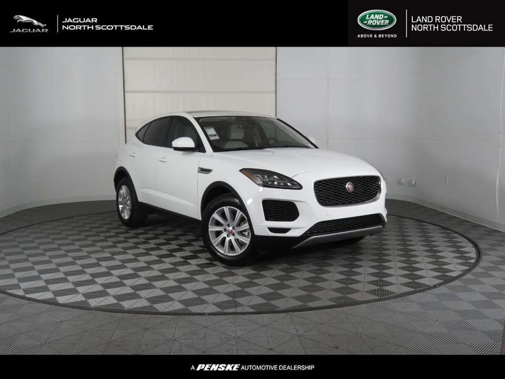77 The Best E Pace Jaguar 2019 Photos