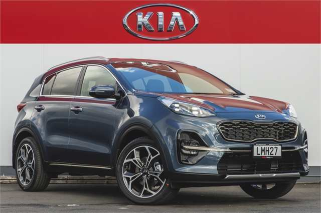 77 The Best Kia Sportage Gt Line 2019 Rumors