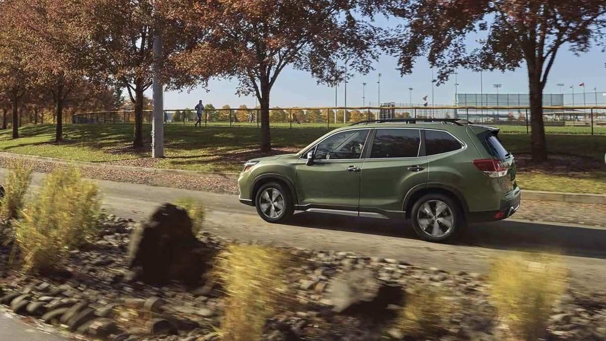 77 The Best Subaru Forester 2019 Gas Mileage Spesification