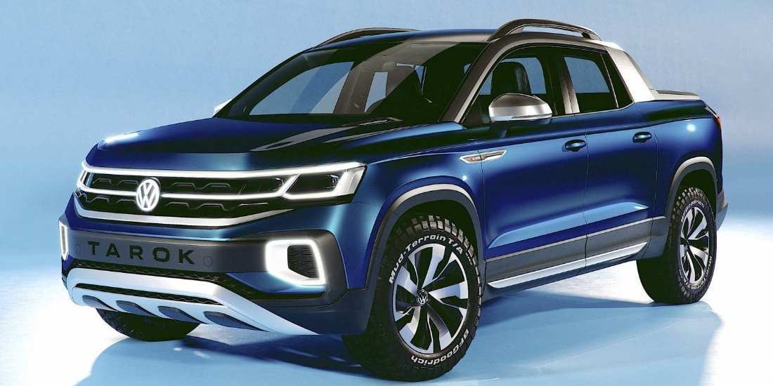 77 The Best Volkswagen Pickup 2020 Price