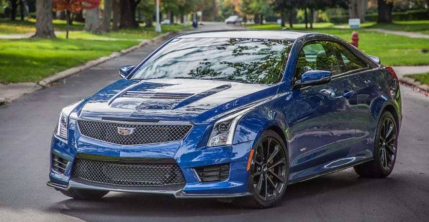 77 The Cadillac Ats V 2020 Release Date And Concept