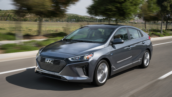 77 The Hyundai Hybrid 2020 Speed Test