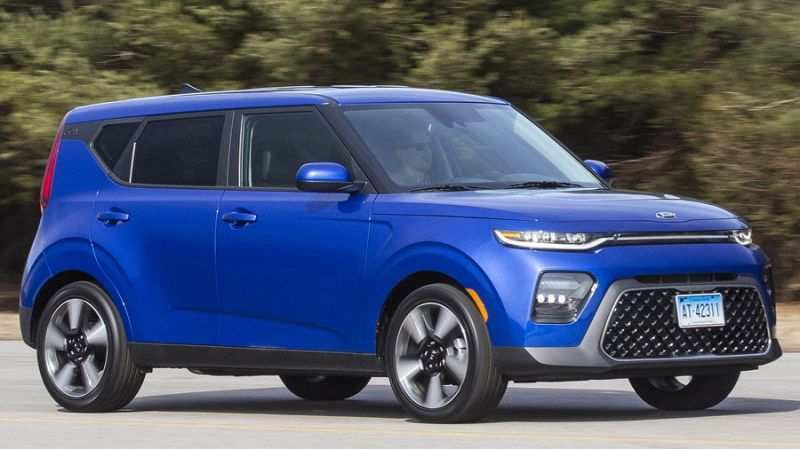 77 The Kia In 2020 Performance and New Engine