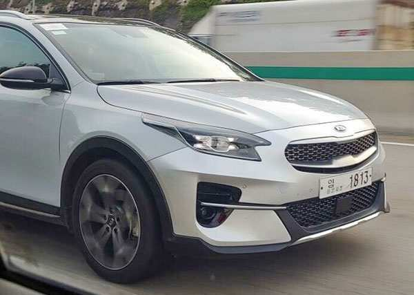 77 The Kia Xceed 2020 Images
