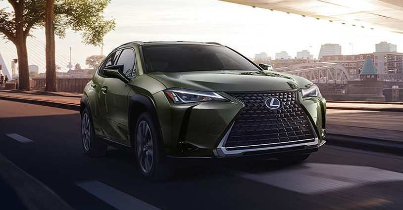 77 The Lexus 2019 Lineup Photos