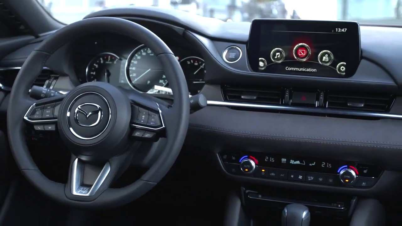 77 The Mazda 6 2019 Interior Style