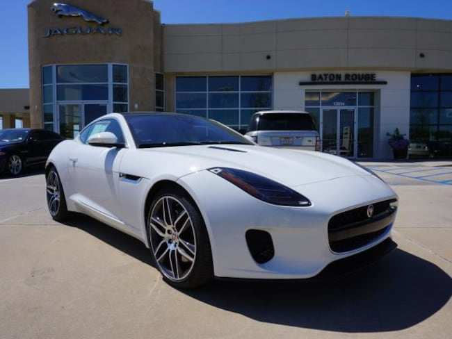 77 The New Jaguar F Type 2020 Exterior