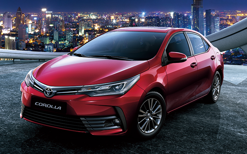 77 The Toyota Corolla 2020 Qatar Pictures