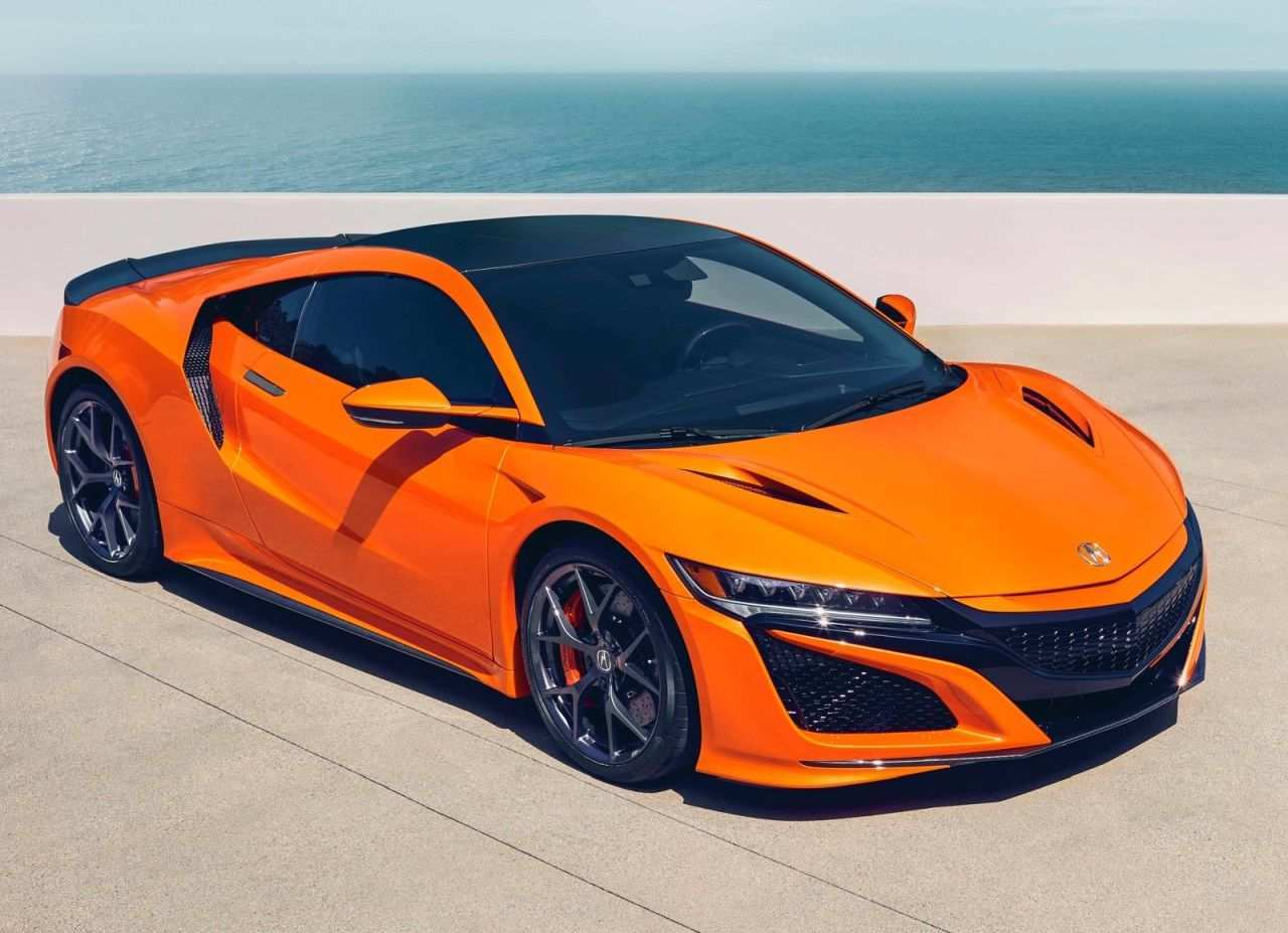 78 A 2019 Acura Nsx Type R Prices