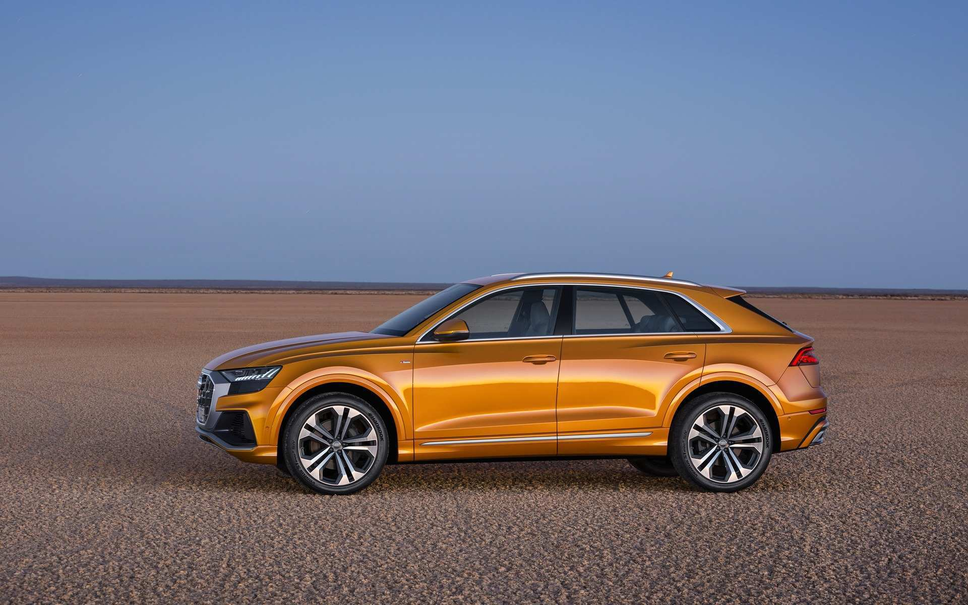 78 A 2019 Audi Q8 New Review