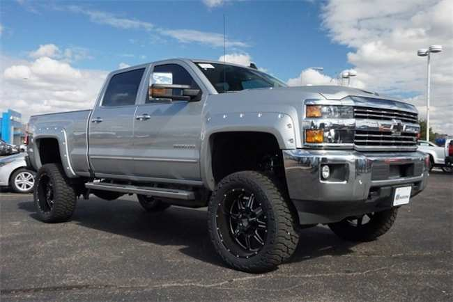 78 A 2019 Chevy 2500Hd Duramax Spesification