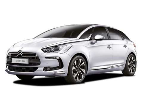 78 A 2019 Citroen DS5 Overview