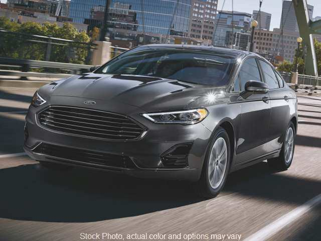 78 A 2019 Ford Fusion History
