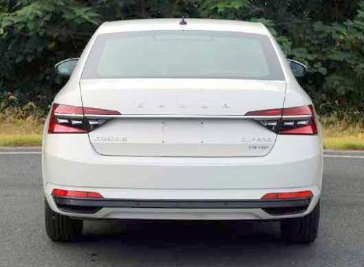 78 A 2019 New Skoda Superb Images