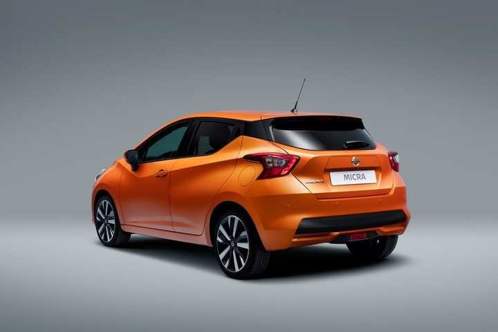 78 A 2019 Nissan March Mexico Columbia New Review