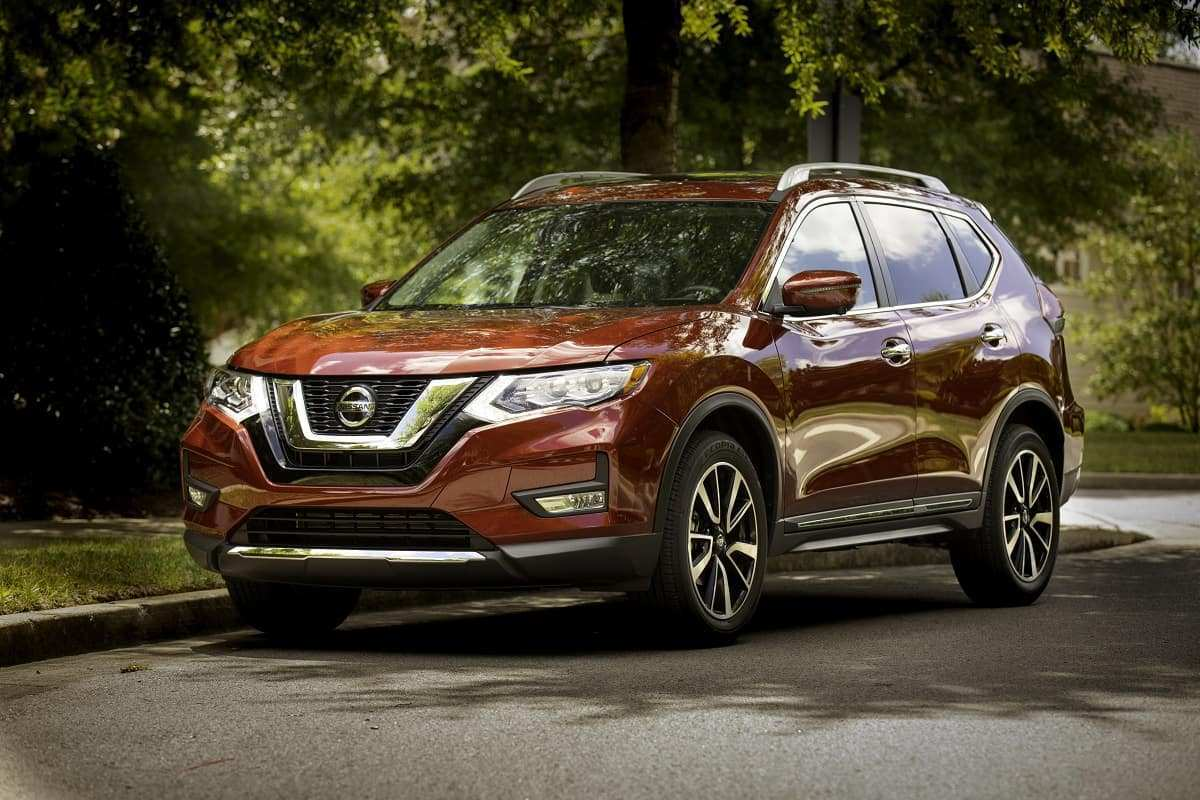 78 A 2019 Nissan Rogue Pricing
