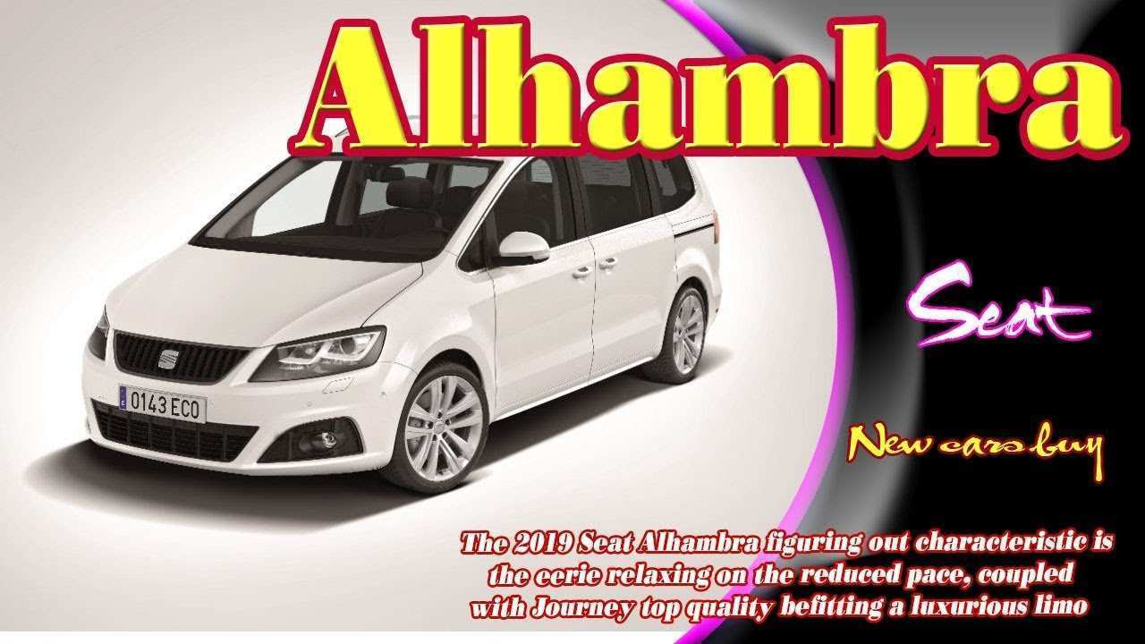 78 A 2019 Seat Alhambra Model