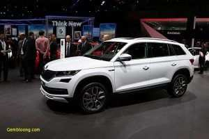 78 A 2019 Skoda Snowman Full Preview Performance And New Engine