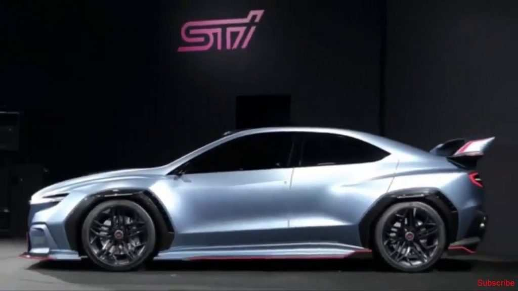 78 A 2019 Subaru Brz Sti Turbo New Model And Performance