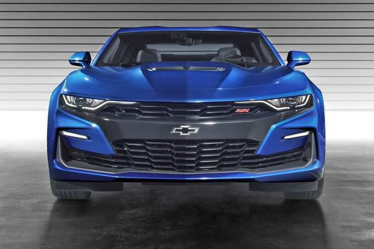 78 A 2019 The Camaro Ss Ratings